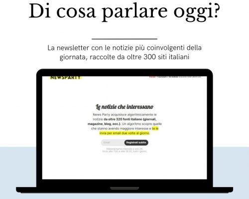 NewsParty.it: le notizie più coinvolgenti del momento